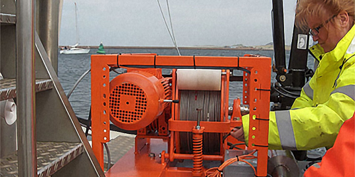 Intelliwinch delivered to Van Oord