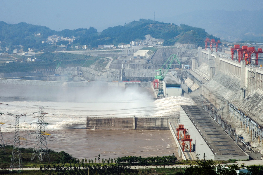 RheoTune for Three Gorges Dam