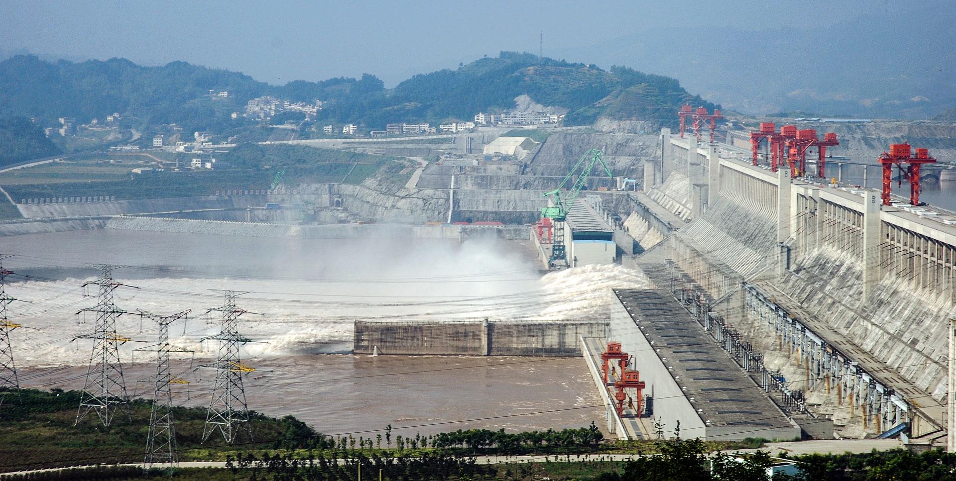 Rheotune For Three Gorges Dam Stema Systems