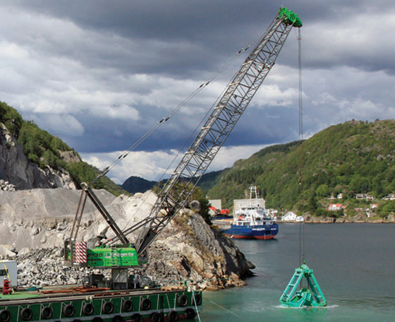Stema Dredge Positioning System (DPS)