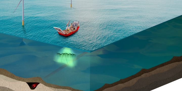 SILAS 3D Depth of Burial Seismic Sub-bottom profiler